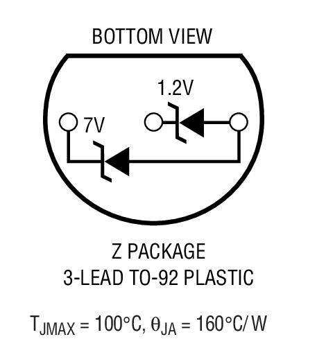 LT1034CS8-2.5封装图解二
