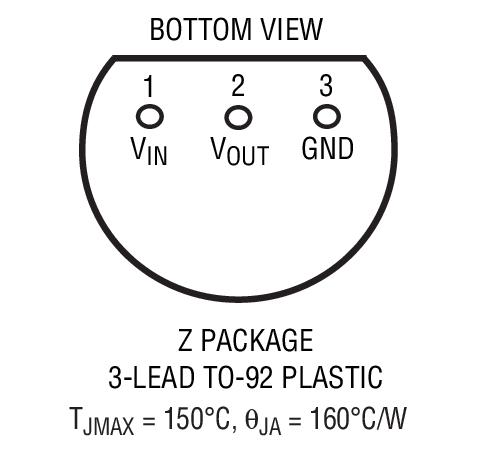 LT1460FCMS8-10封装图解五