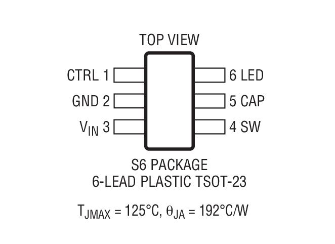 LT3593封装图解二