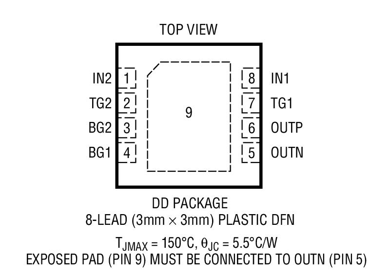 LT4320封装图解一