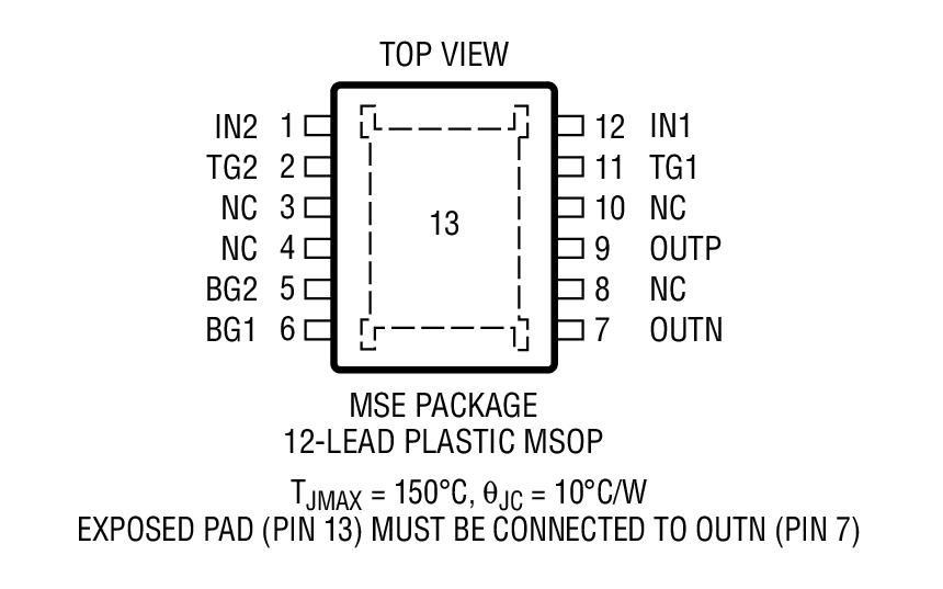 LT4320封装图解二