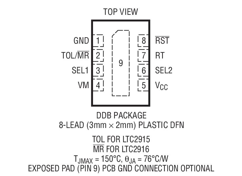 LTC2915封装图解二