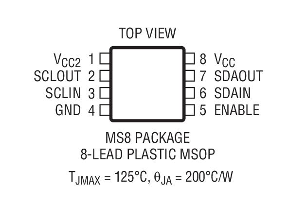 LTC4300A-3封装图解二